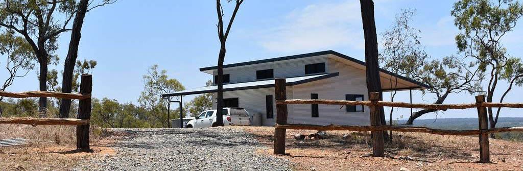 Bush Stays FNQ Ironbark House Dimbulah