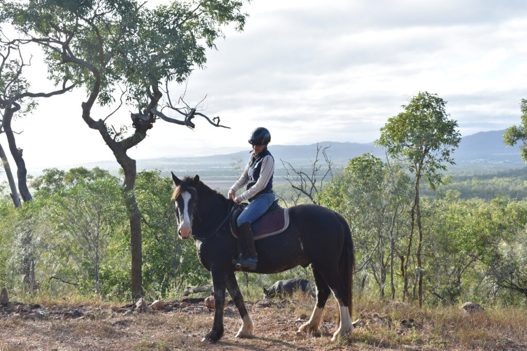 Horse riding exclusive private atherton outback holidays